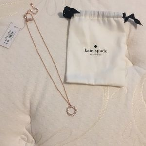 Kate Spade necklace NWT